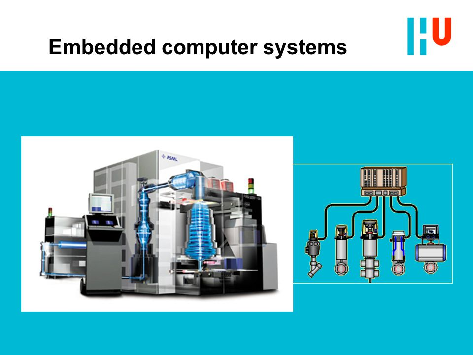 Embedded computer systems