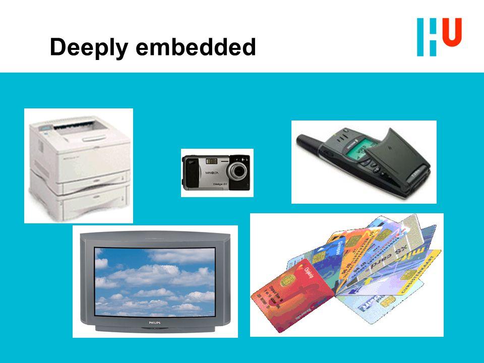 Deeply embedded