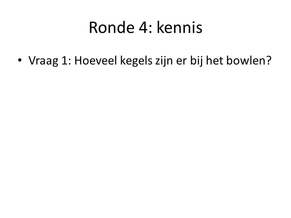 Ronde 4: kennis Vraag 2: Wat zijn de eerste 6 letters van een Frans en Belgisch toetsenbord?