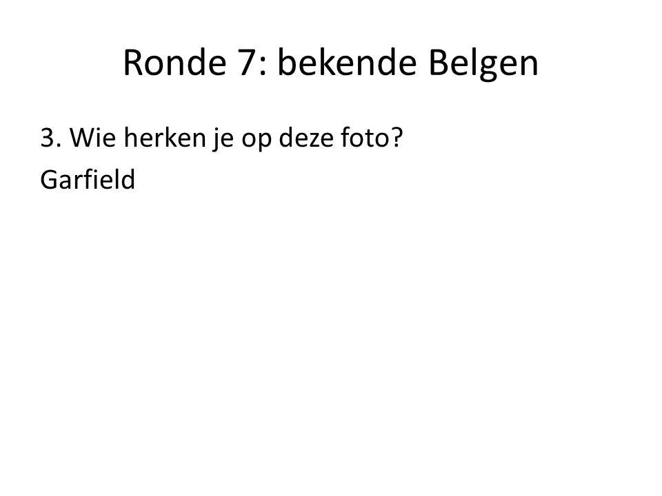 Ronde 7: bekende Belgen 4. Wie herken je op deze foto? Bart De Wever