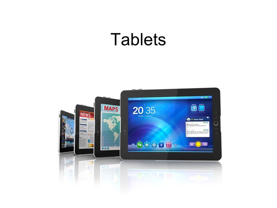 Wat is een tablet.