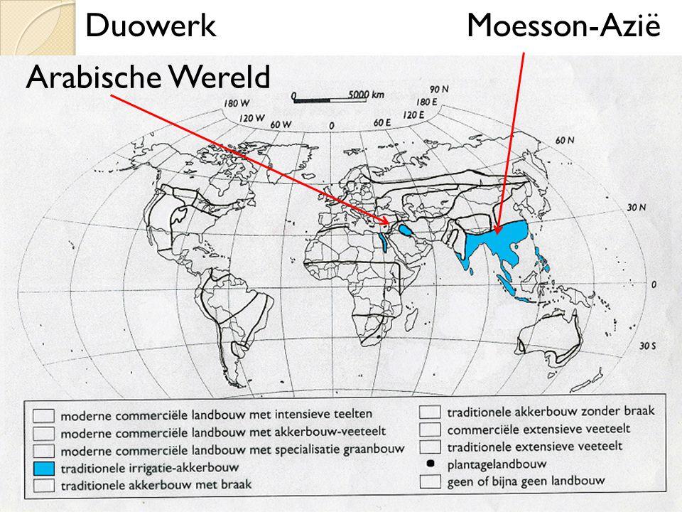 Duowerk Arabische Wereld Moesson-Azië