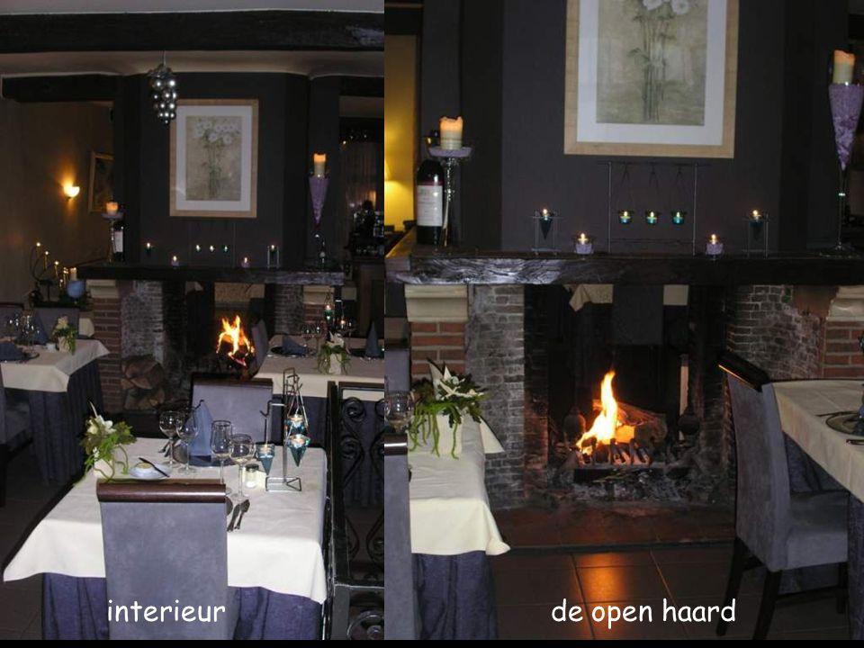 Restaurant 't Klaverblad Corduwaniersstraat 61 ingang