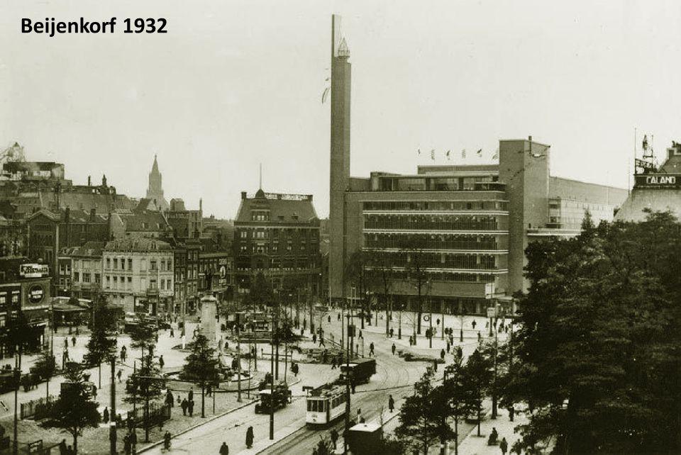 Oud-Rotterdam C. Jaminfabriek aan de Hugo de Grootstraat
