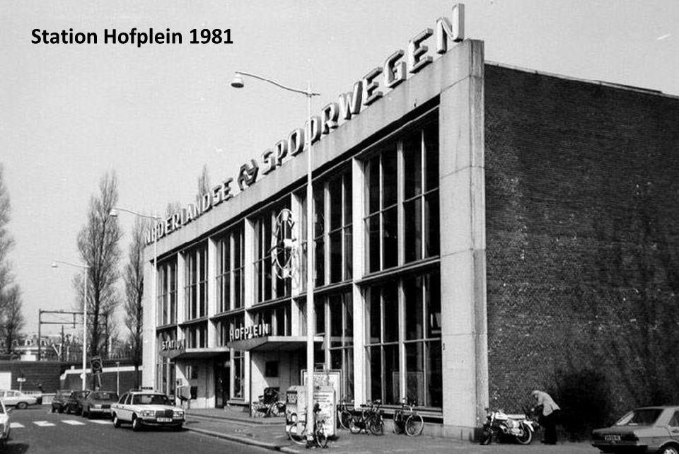 Schiedamseweg, Delfshaven rond 1930