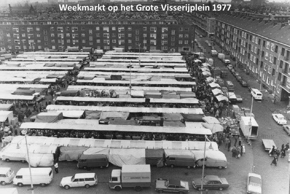 Station Hofplein 1981