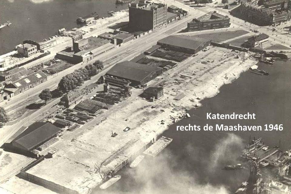 Weekmarkt op het Grote Visserijplein 1977