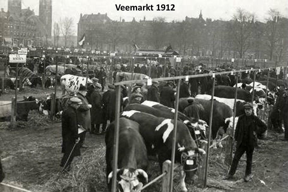 Veemarkt, jaartal onbekend