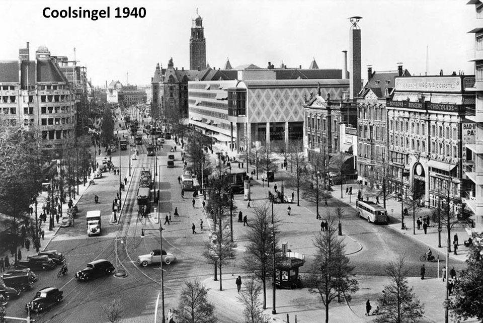 Coolsingel 1940