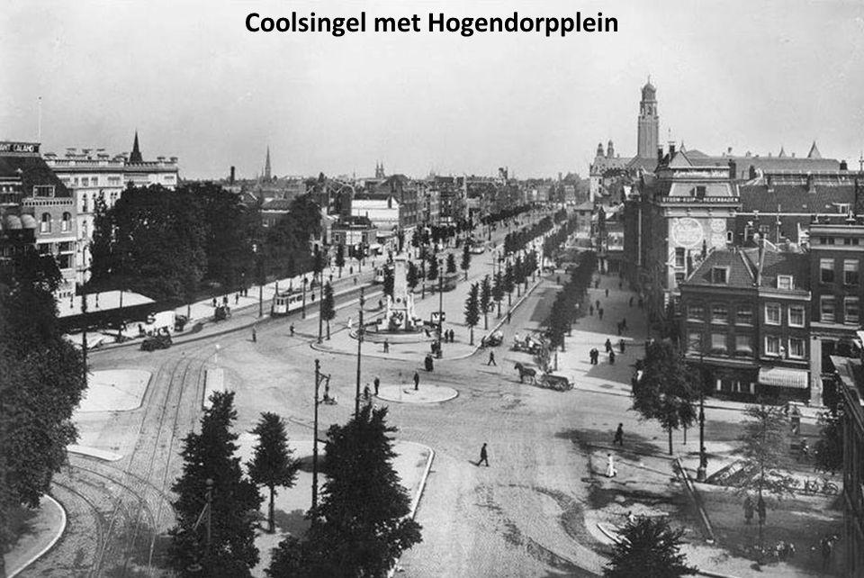 Coolsingel met Hogendorpplein
