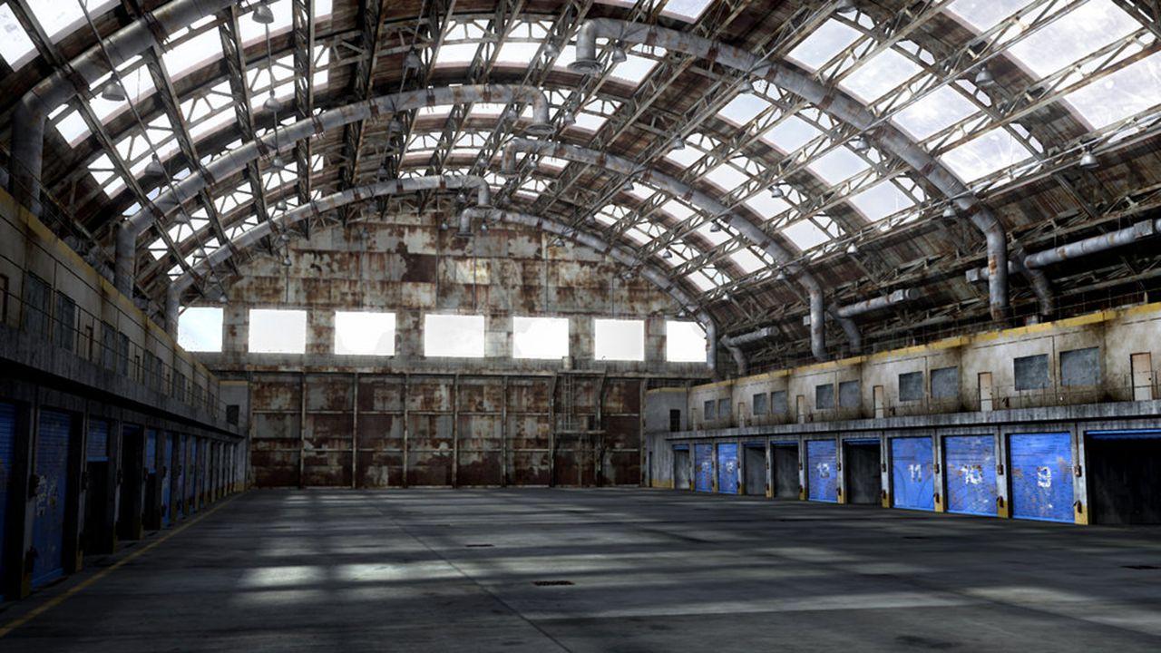 Uitleg programma Hangar Maquette Op locatie