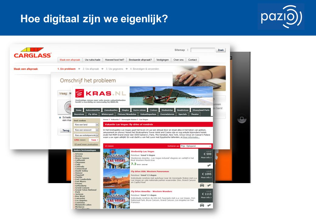 Contact Voor meer vragen en een demo: Lilian Zuiderwijk, zuiderwijk.lilian@rocmn.nl 06-24802166zuiderwijk.lilian@rocmn.nl www.pazio.nl
