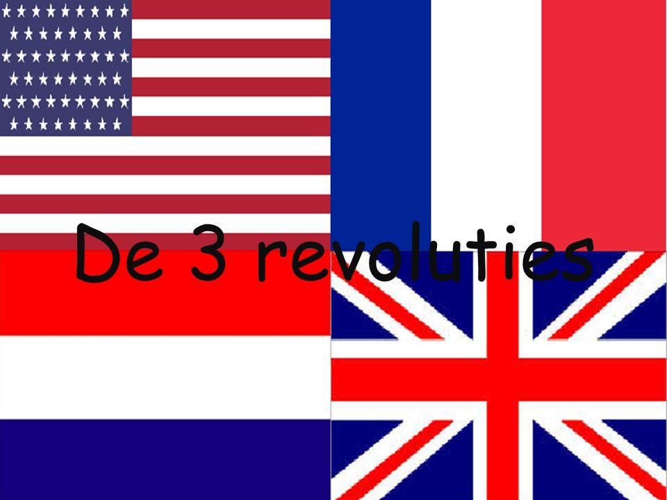De 3 revoluties