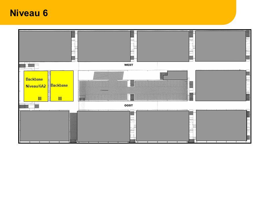 Niveau 6 Backbase Niveau/6A2 Backbase III