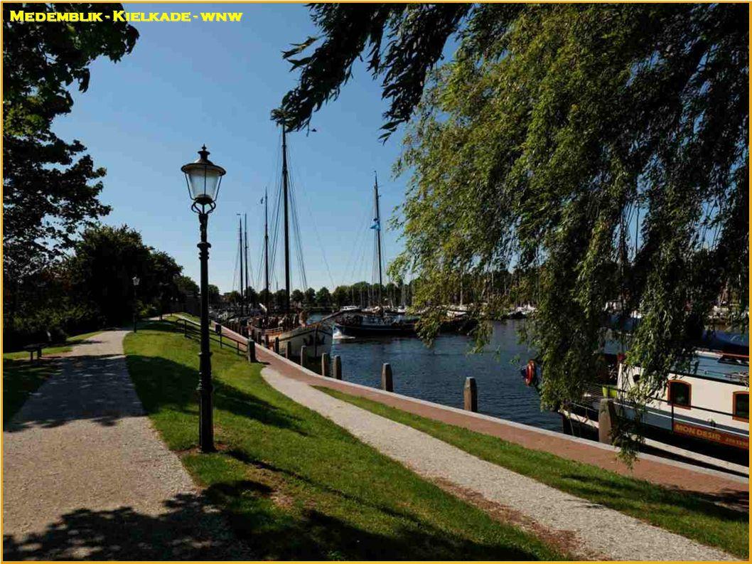 Medemblik - Hoogesteeg _ Kielkade Medemblik - Westerhaven