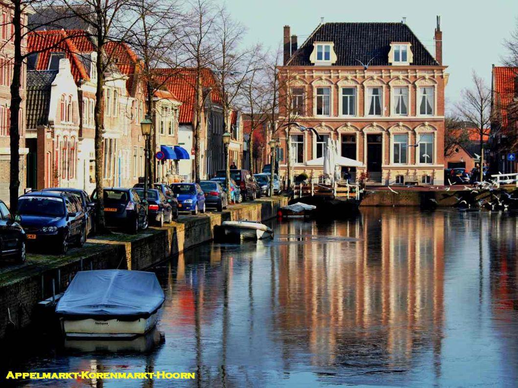 Hoorn-Westfries Museum Hoorn - de Oosterpoort Hoorn - De Hoofdtoren