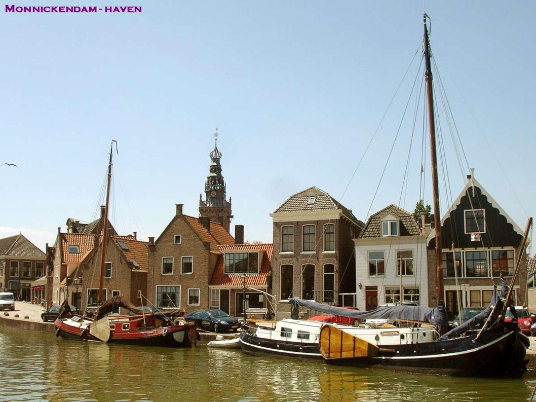 Volendam - Molens