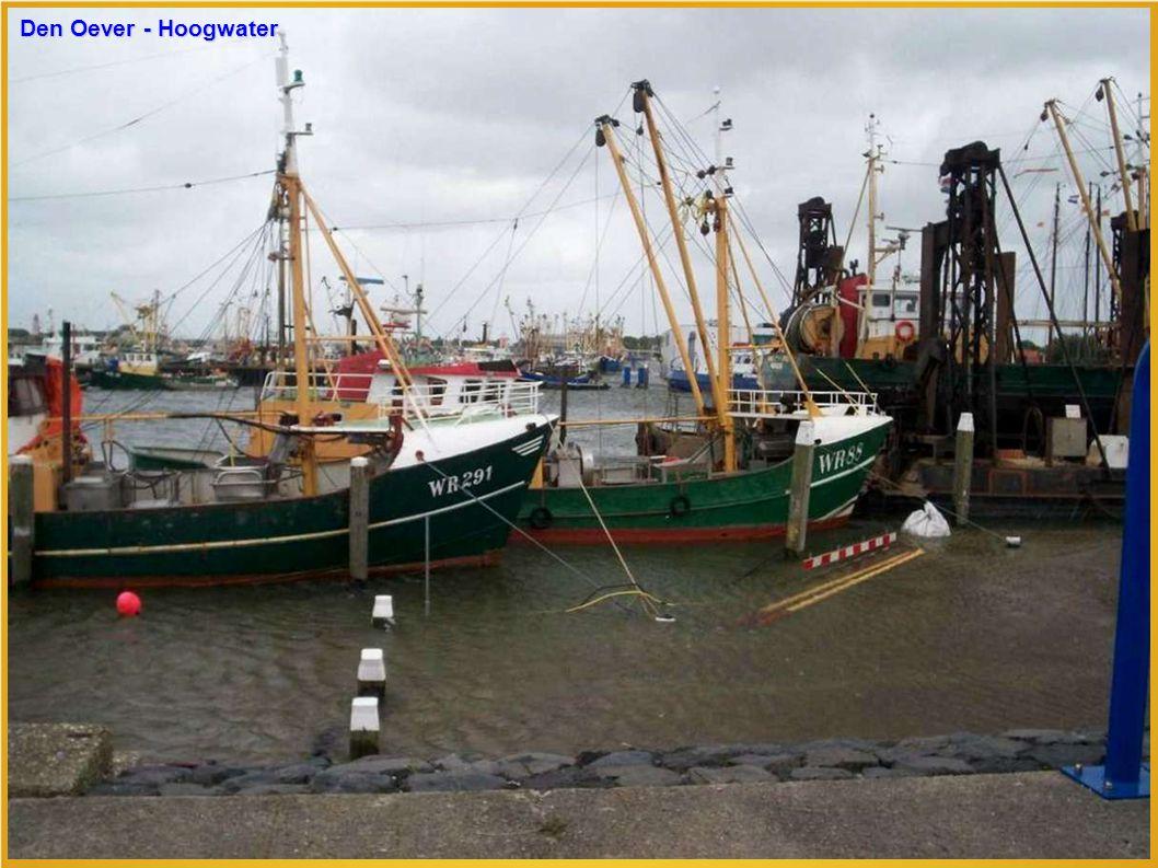 Den Oever molen De-Hoop Medenblik - Stoommachine museum Medemblik - haven