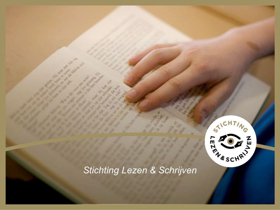 UvA (Droge, Suijkerbuijk & Kuiken, 2010) Uitkomsten 2,7% haalt de norm niet voor spreken 23,5% haalt de norm niet voor schrijven 46,6% haalt de norm niet voor lezen Verbeteren taal van de leidsters!