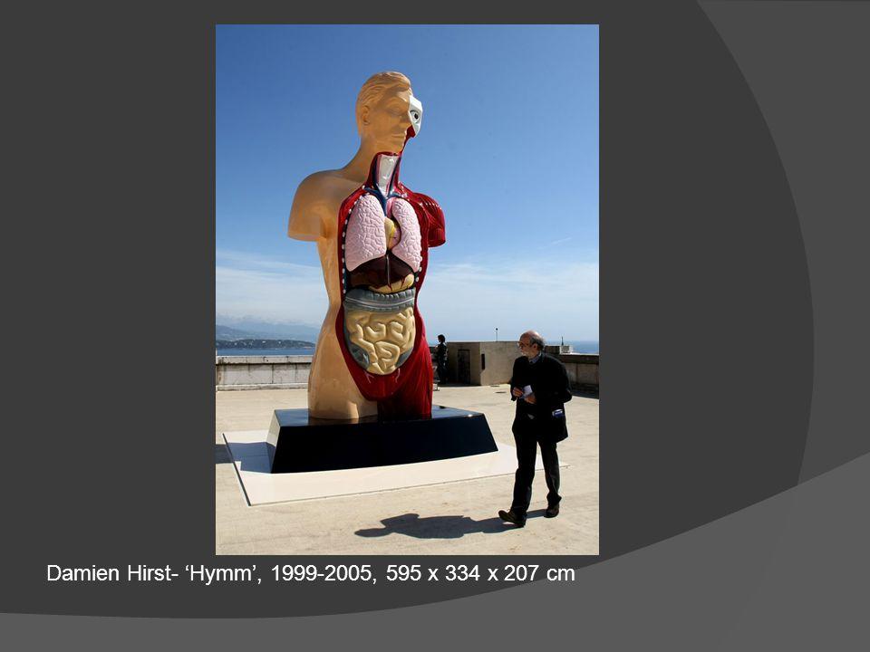 Damien Hirst- 'Hymm', 1999-2005, 595 x 334 x 207 cm