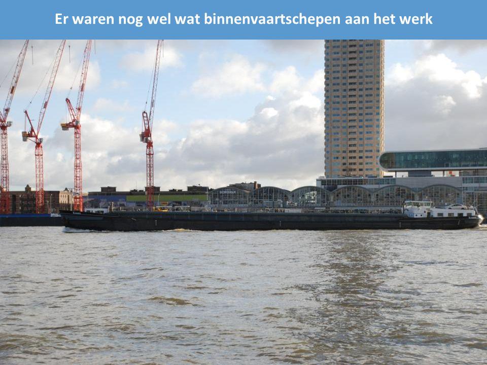 Hier komt het gebouw DE ROTTERDAM