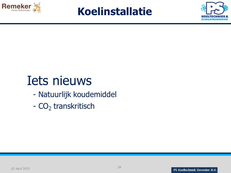 PS Koeltechniek Deventer B.V.