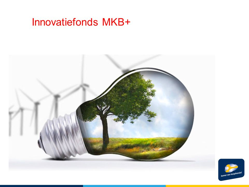 Innovatiefonds MKB+
