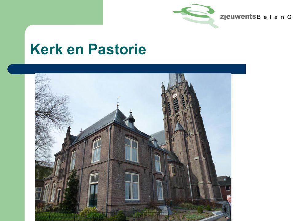 Kerk en Pastorie