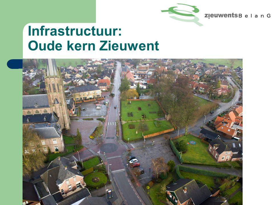 Infrastructuur: Oude kern Zieuwent
