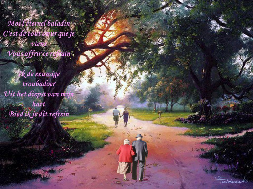 Toutes, toutes, toutes les femmes sont belles Quand leur amour nous ensoleille Alle,alle vrouwen zijn mooi Wanneer hun liefde ons verwarmt