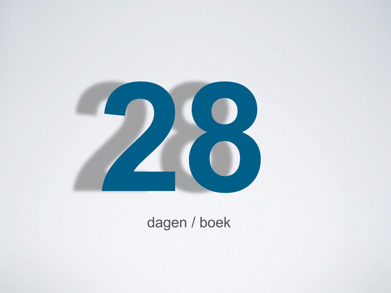 28 dagen / boek