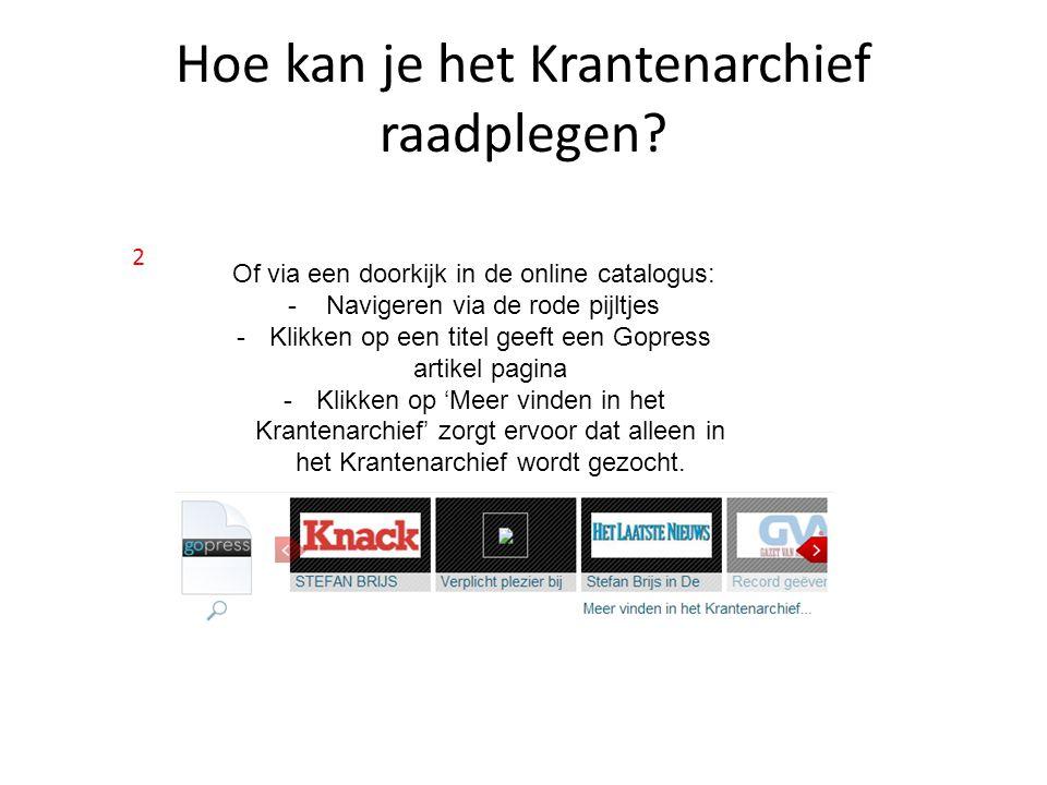 Gopress: vragen -Vraag naar app -Aanbod uitbreiden met populaire tijdschriften -Wat met extra aanbod.