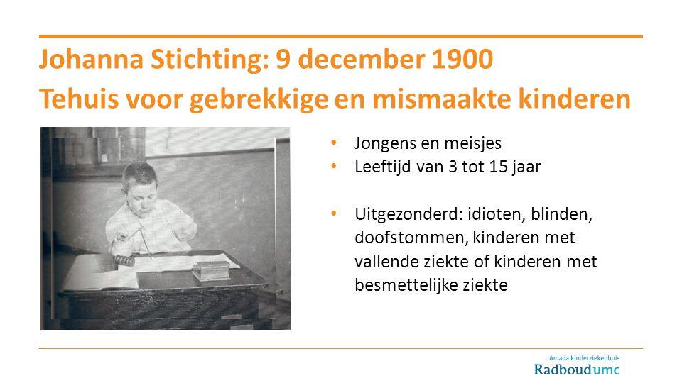 Officieel in Nederland vanaf 2005, reeds vanaf 1995 gegeven: Loopfase verlengd Armfunctie behoud verlengd Daling rugoperaties: ca.