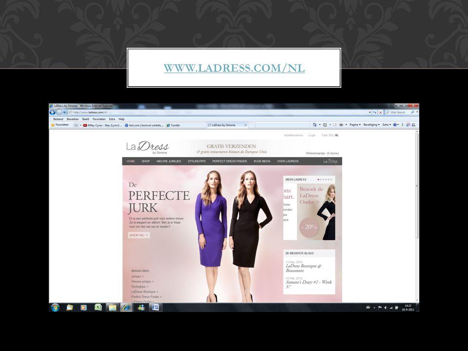 WWW.LADRESS.COM/NL