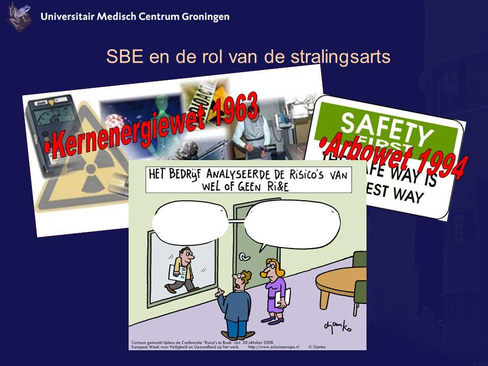 SBE en de rol van de stralingsarts