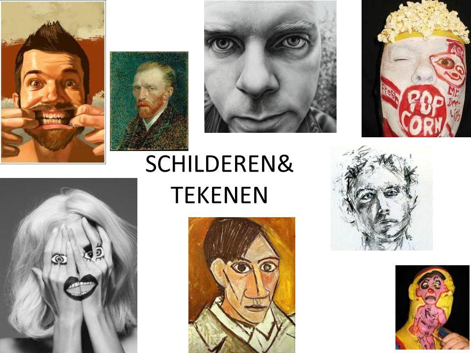 SCHILDEREN& TEKENEN