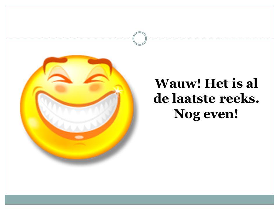 Controleer! afhankelijk Noord-Amerika vermoedelijk privé Vlaams-Brabant