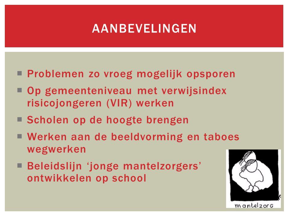  Literatuur: Van den Einde-Bus A.E.M.., Goldschmeding, J.