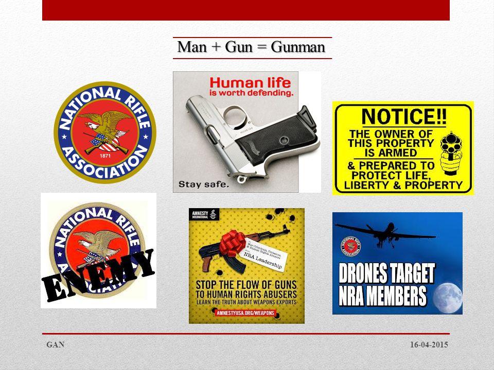 16-04-2015GAN Man + Gun = Gunman