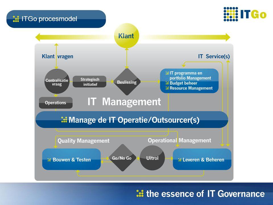ITGo procesmodel