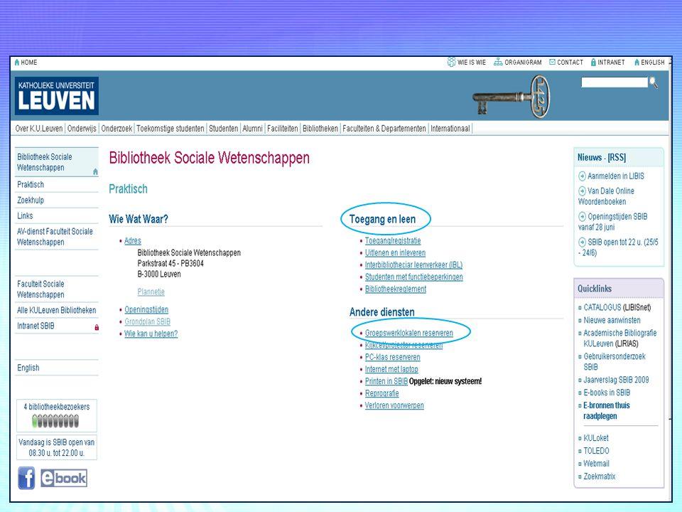 Citatie-index: Web of Science
