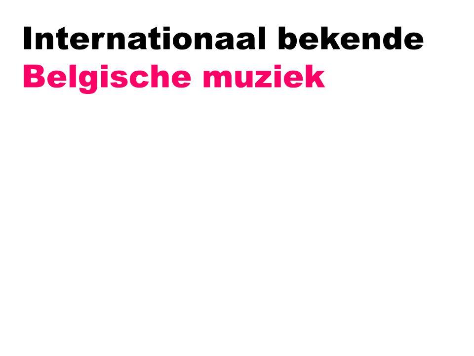 Alternatieve rock en pop De Antwerpse scene (bijv.
