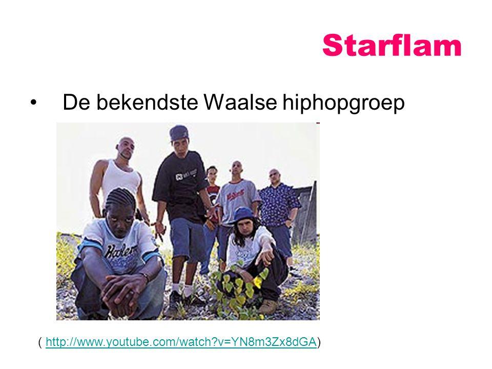 Starflam ( http://www.youtube.com/watch?v=YN8m3Zx8dGA)http://www.youtube.com/watch?v=YN8m3Zx8dGA