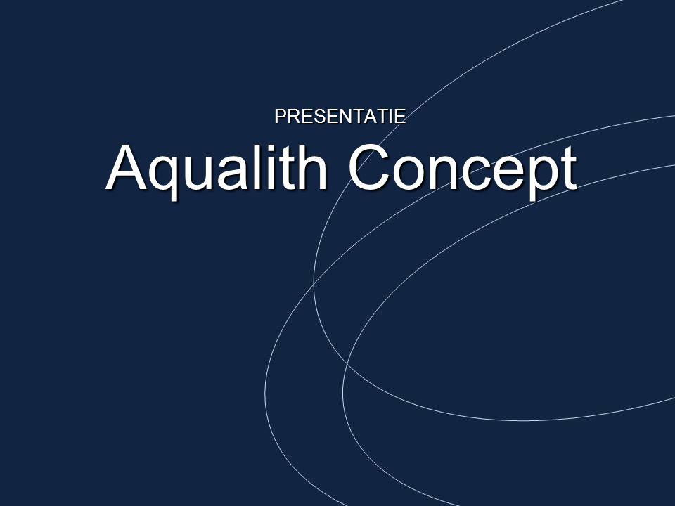 Aqualith Concept PRESENTATIE