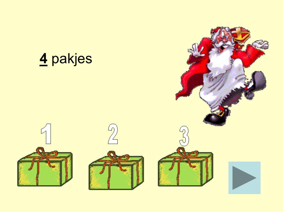 Pedro ging op stap met 18 pakjes in zijn zak. Hij heeft nu 14 pakjes rondgebracht. Hoeveel pakjes zitten nog in de zak? _____ Stop
