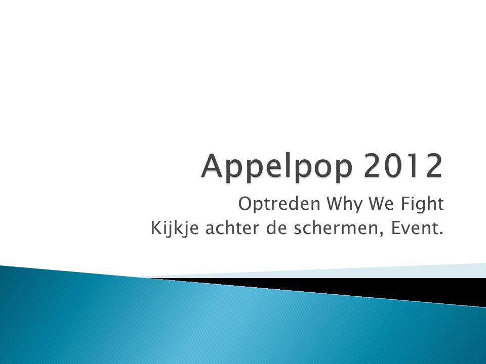  Appelpop is uitgegroeid tot het grootste popfestival in zijn soort.