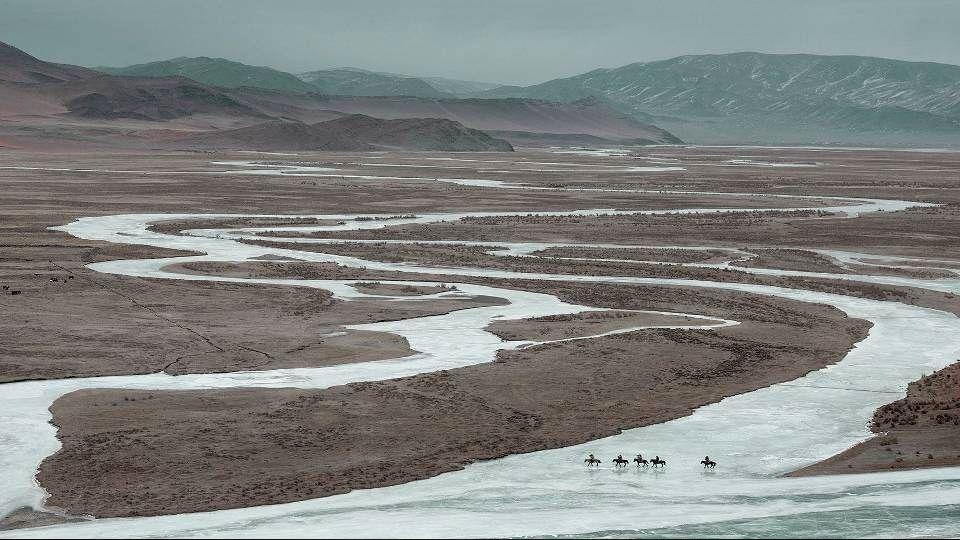 Onbekende Volkeren De Kazaks centraal Azië