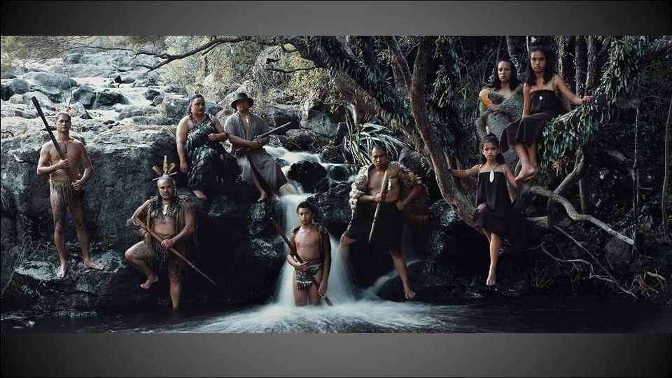 De Maoris - Polynesië Nieuw Zeeland