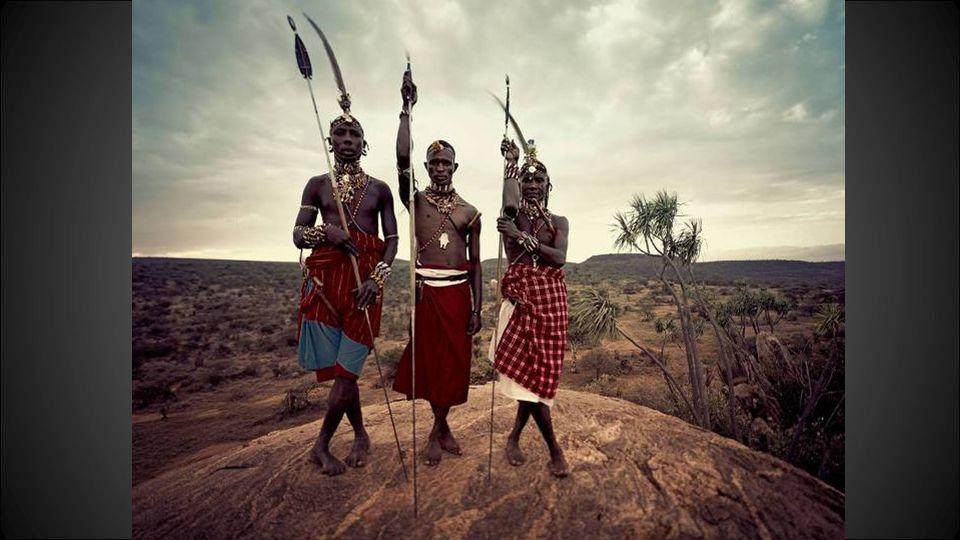 De Samura – Noord Kenia