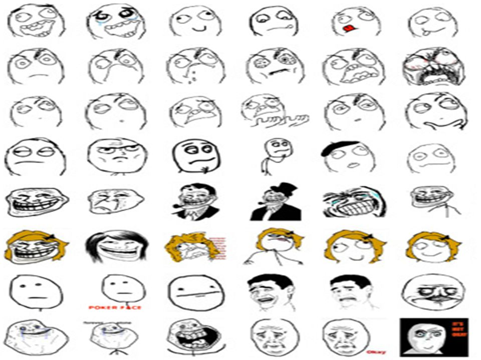 Rage Face's
